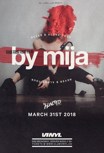 Mija at Club Vinyl