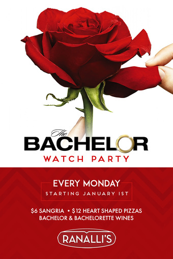 The Bachelor Watch Party at Ranalli's