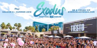 Exodus Festival Las Vegas - Opening Weekend