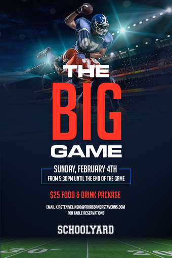 The Big Game at Schoolyard