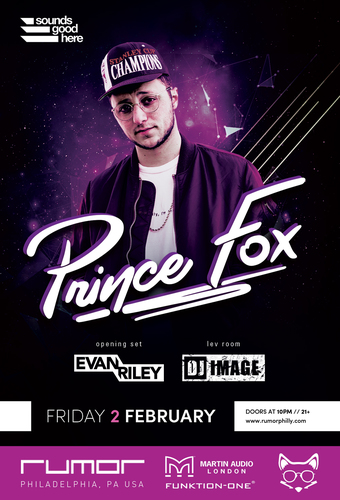 Prince Fox at Rumor