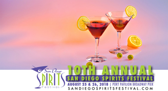10th San Diego Spirits Festival