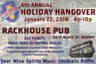 The 6th Annual COBG Holiday Hangover