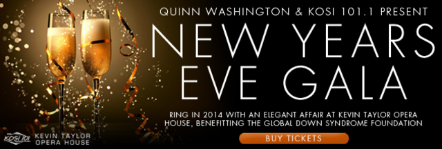New Years Eve Gala 2013
