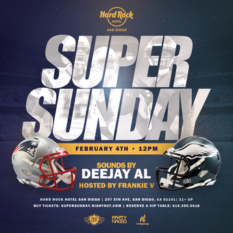 Super Sunday LII Party