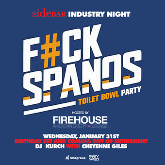 F#ck Spanos Bowl Party