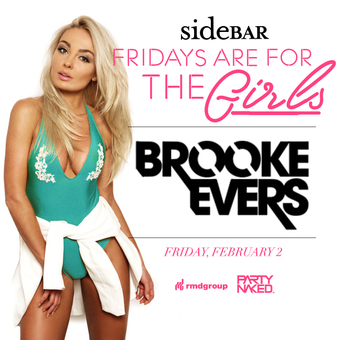 Fridays are for the Girls: Brooke Evers