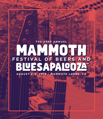23rd Annual Mammoth Festival of Beers & Bluesapalooza