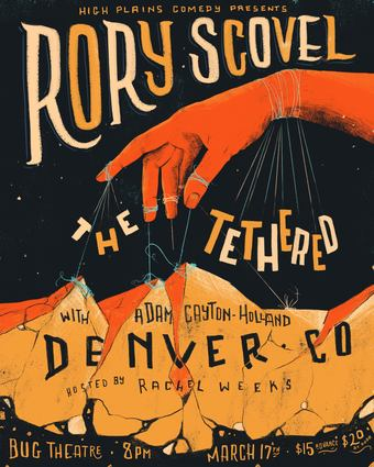 High Plains Comedy Presents Rory Scovel