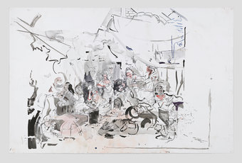 MCASB Presents: Third Thursday Studio   Puzzle Painting