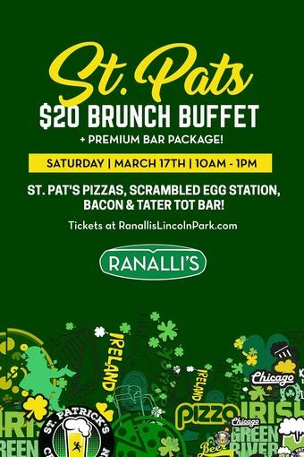 St. Patrick's Day 2018 at Ranalli's