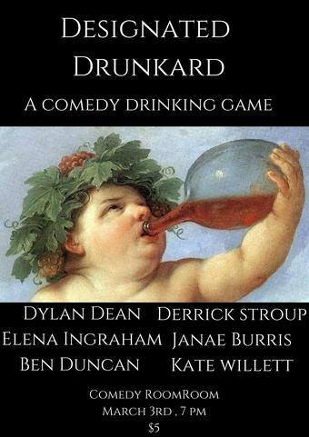 Designated Drunkard March