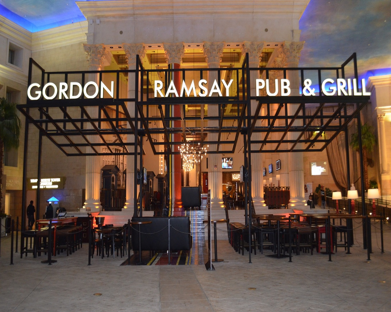 Hell S Kitchen Takeover Tickets Gordon Ramsay Pub