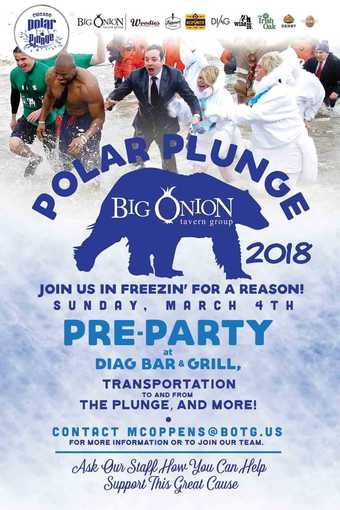 Polar Plunge Pre-Party