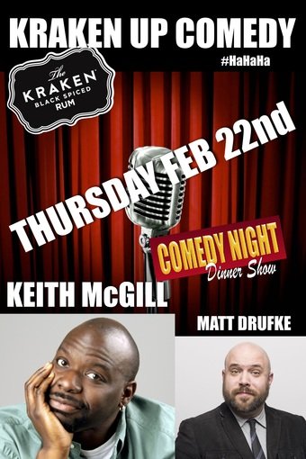 KARKIN UP COMEDY DINNER SHOW