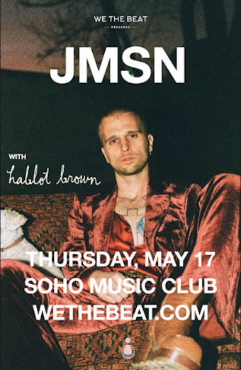 JMSN w/ Hablot Brown - Santa Barbara, CA