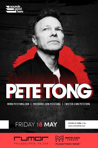 Pete Tong at Rumor