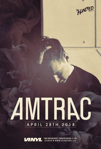 Amtrac at Club Vinyl