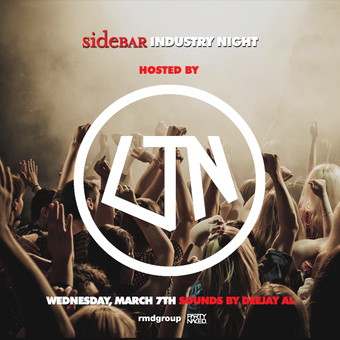 LiveTheNight Industry Night Takeover