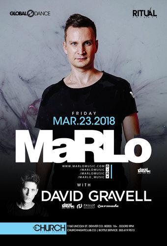 MaRLo + David Gravell