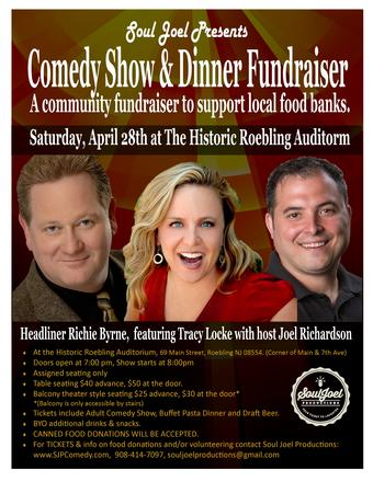 Roebling: Fundraiser at the Historic Roebling Auditorium