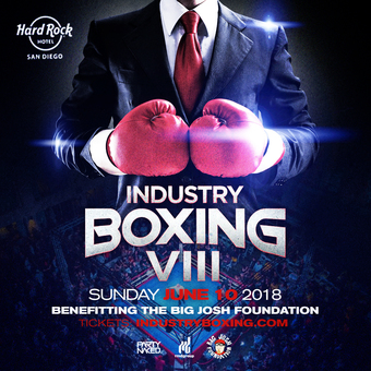 Industry Boxing VIII