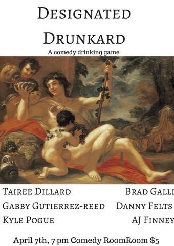 Designated Drunkard April