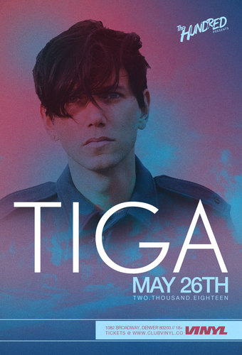 Tiga at Club Vinyl