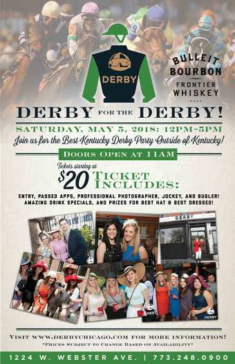 Derby for the Derby