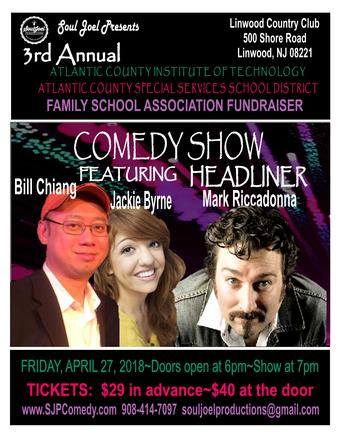 Linwood: Comedy Show Fundraiser