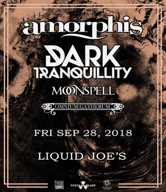 Amorphis / Dark Tranquillity