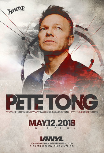 Pete Tong at Club Vinyl
