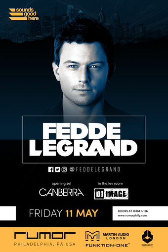 Fedde le Grand at Rumor