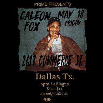 Caleon Fox (Dallas)