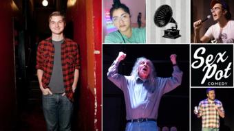 Sexpot Comedy Presents Brad Wenzel w/ Novosad, Moreno, Felts & Woolsey