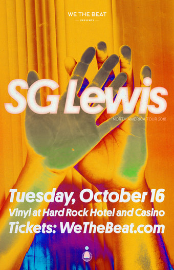 SG Lewis (Live) - Las Vegas, NV