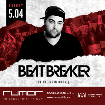 Friday 5.4 ft. Beat Breaker