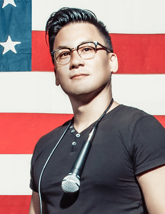 Valley Forge Casino Resort: Eliot Chang