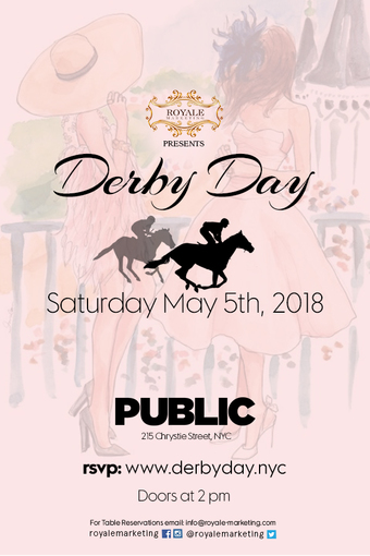 Derby Day NYC
