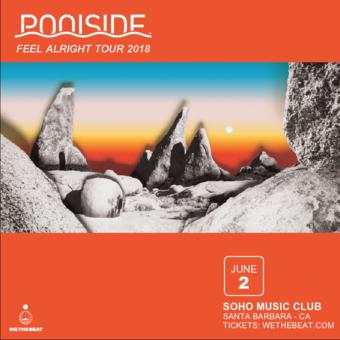 Poolside (Live) - Santa Barbara, CA