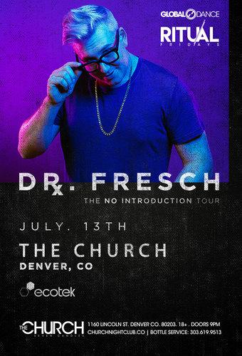 Dr. Fresch at The Church