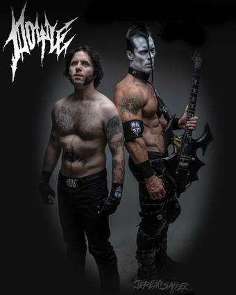 DOYLE (of the Misfits) - As We Die- World Abomination Tour