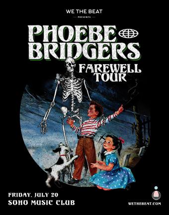 Phoebe Bridgers - Santa Barbara, CA