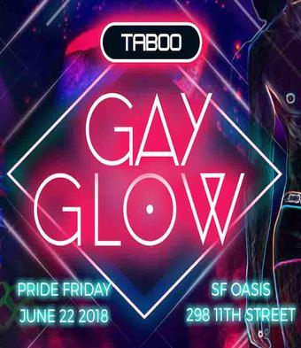 Taboo: Gay Glow (Pride Edition)