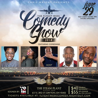 Flyght Week Comedy Show 2018
