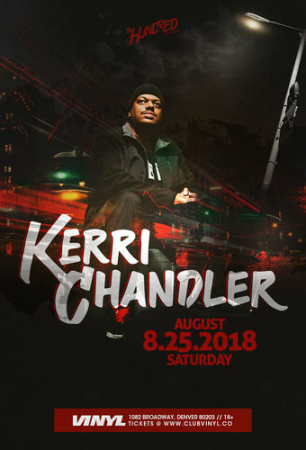 Kerri Chandler Rooftop Party