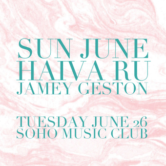 Sun June/ Haiva Ru / Jamey Geston
