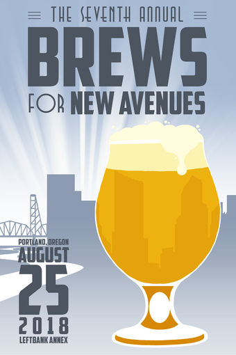 7th Annual Brews for New Avenues
