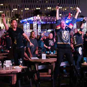 Official Vegas Golden Knights Viewing Party