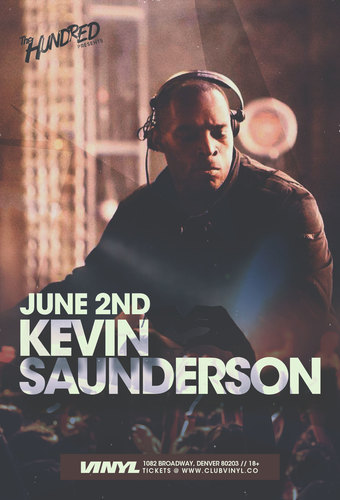 Kevin Saunderson